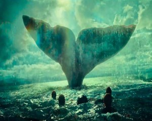 Screen grab from the film Heart of the The Sea